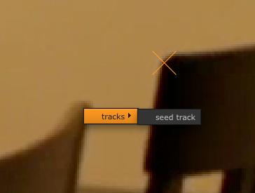 Seeding Tracks